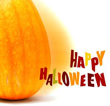 The effect of light. Very Vivid Colours. The effect of blur on the right side. Fragment. Happy halloween.