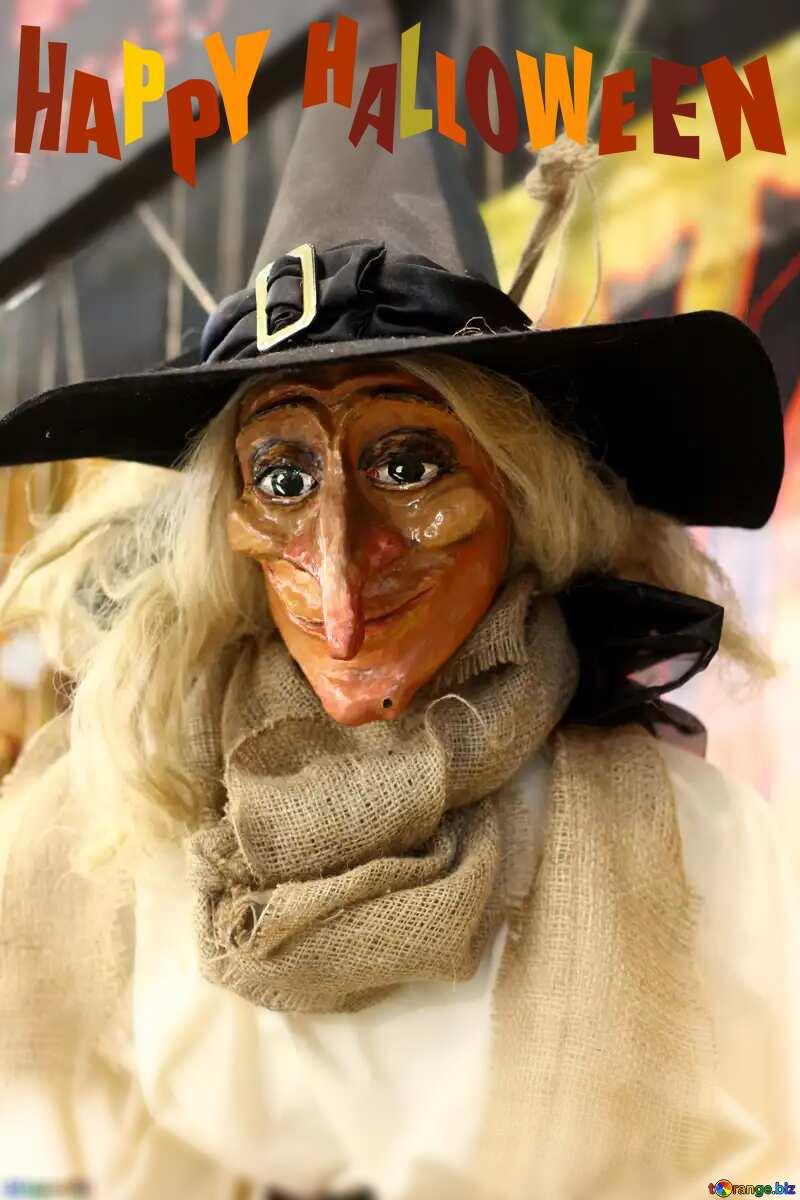 un visage de sorcière №47245