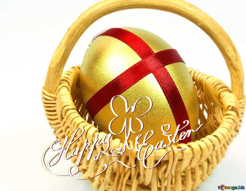 Easter card №8214