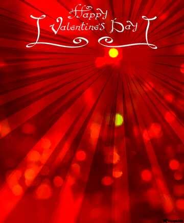 Glückliche Valentinstag.