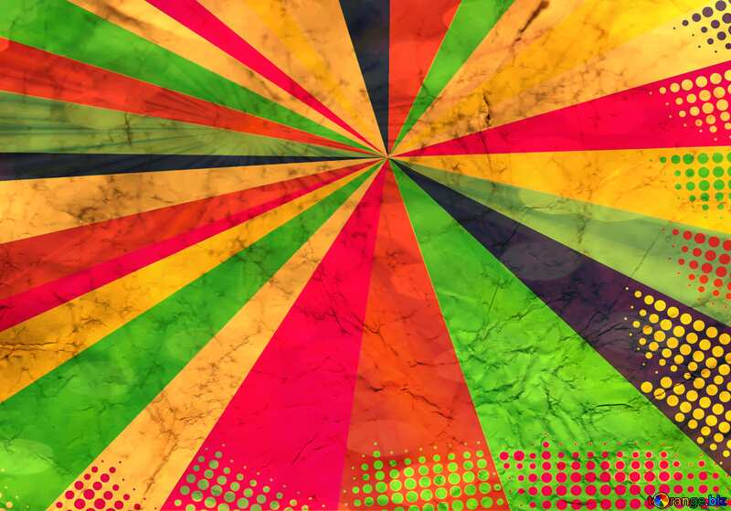 Wrinkled background vintage paper texture №16030