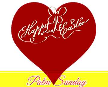 The effect of light. Very Vivid Colours. Fragment. Love background. Happy Easter card.