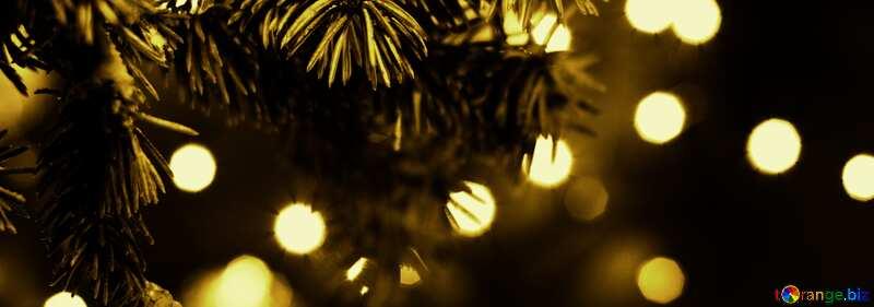 Abdeckung. Weihnachtsbaum. №15316