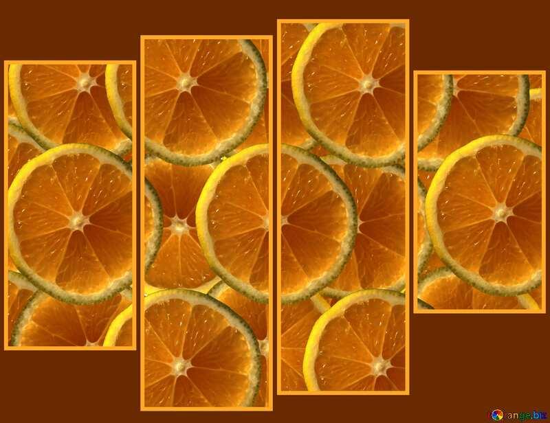 modular lemon background №40848