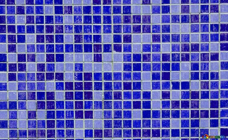 Mosaic tiles №12763