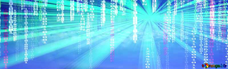 Clear water cover on Facebook Digital matrix style background overlay Rays of sunlight №34736