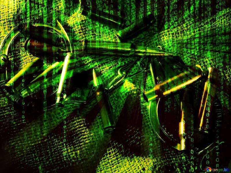 Information War crimes digital background №30543