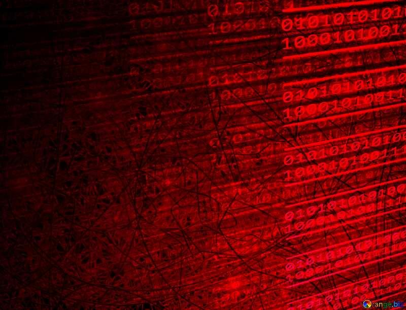 Dark red Net Digital computer internet media bokeh background     №49673