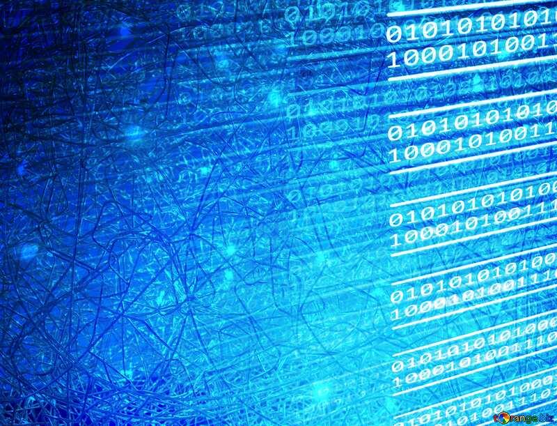 Network Digital computer internet media bokeh background     №49673