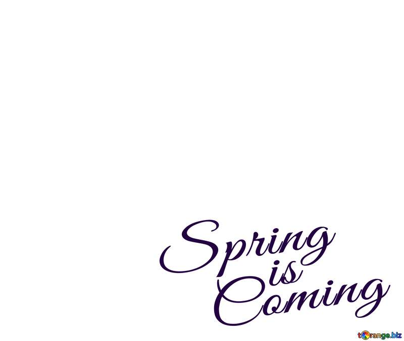 Spring is coming №49676