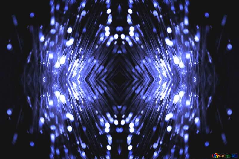 Optical fiber  symmetric  background №41330
