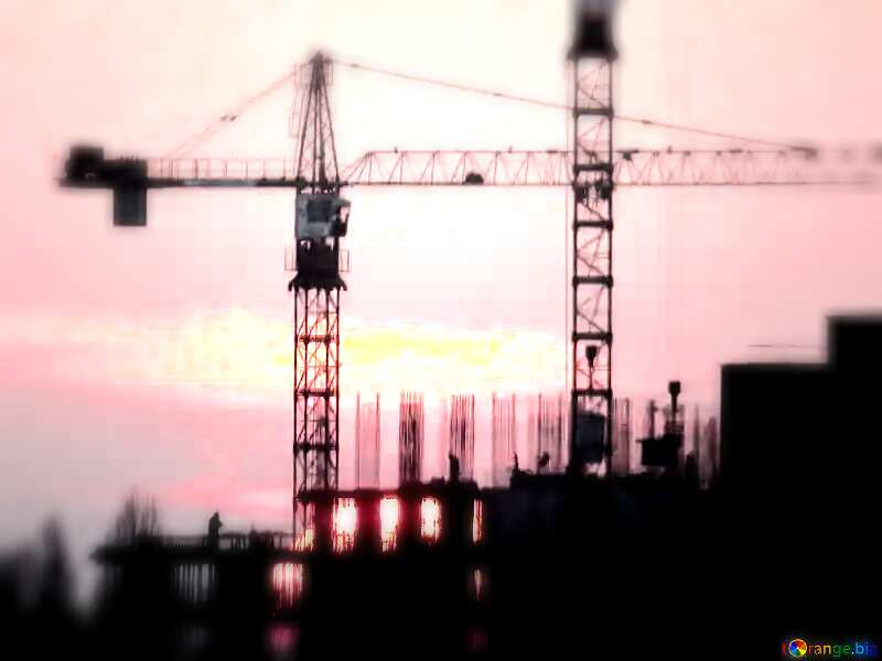 Construction of a multi-storey building №30337