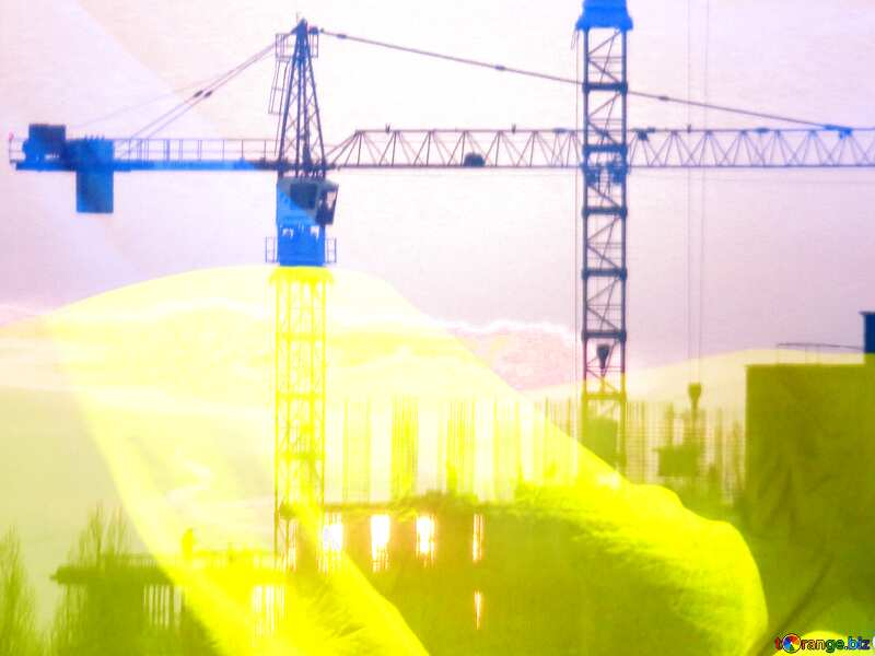 Ukrainian Construction of a multi-storey building №30337