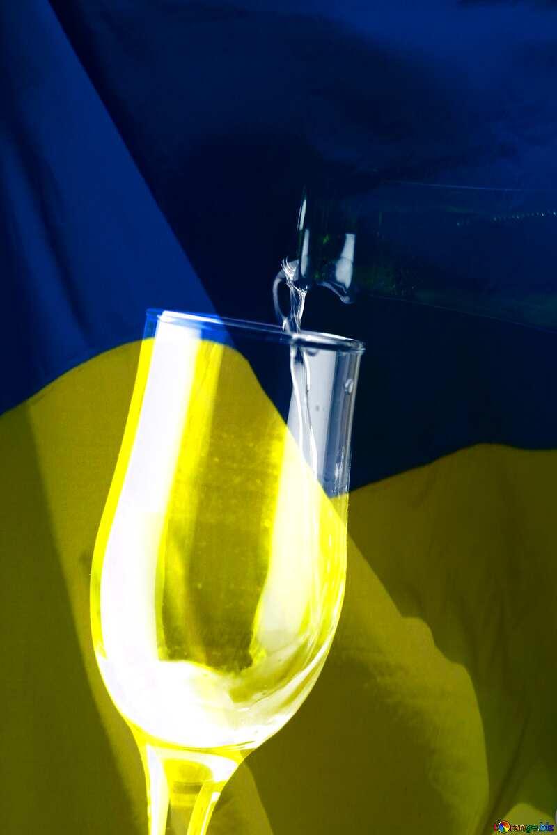 Ukrainian Foamy wine №25778