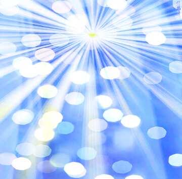 El efecto de la muy luz. Colores muy vivos. Fragmento.