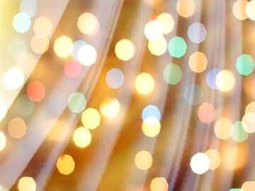 El efecto de la muy luz. Colores muy vivos.