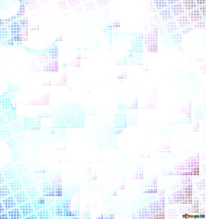 Technology lights background tech abstract squares of the grid cell line ruler texture techno modern computer pattern overlay Bokeh background     №49678