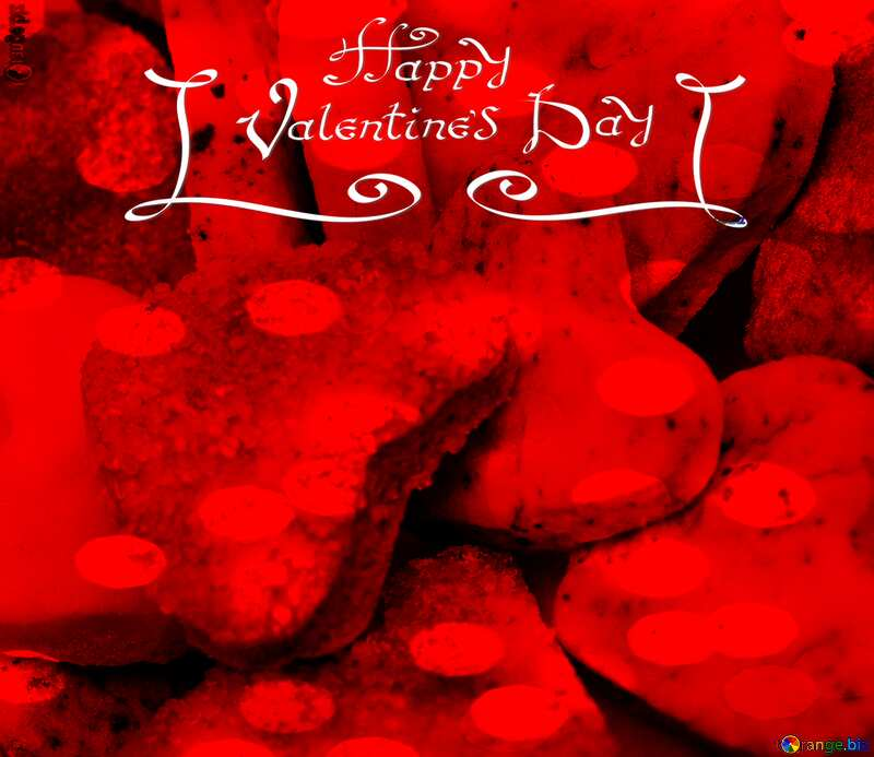 Happy Valentine`s Day Background  Purple color. №16650