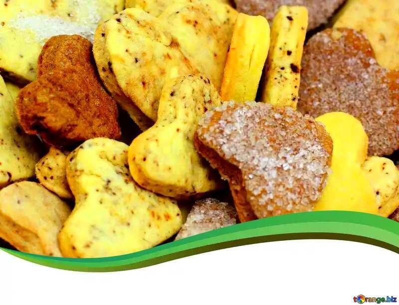 Homemade  Cookies receipt template №16650