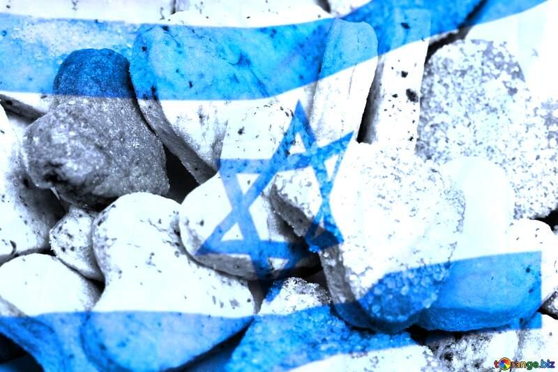 Israel Cookies №16650