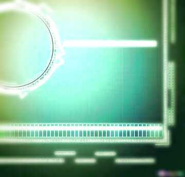 L'effetto della luce. telaio sfocatura. Frammento.