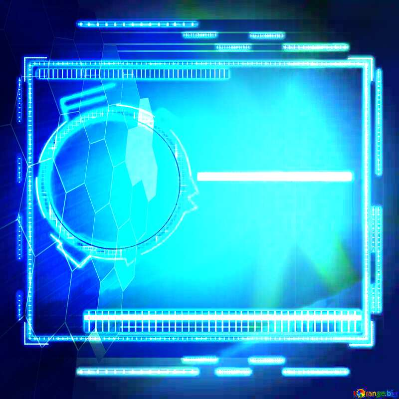 blue game concept screen background №49679