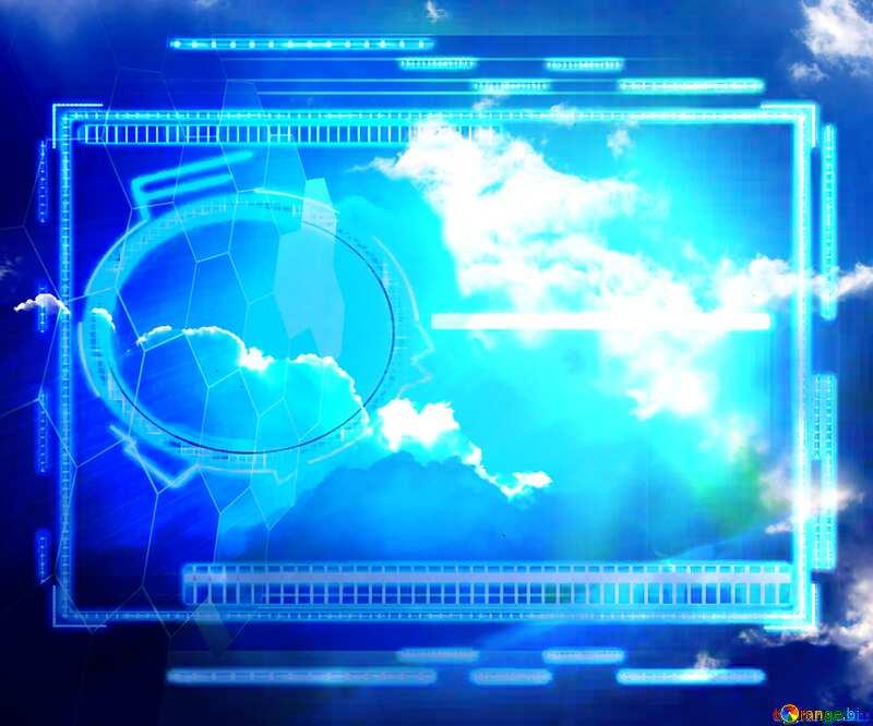 Sky tech illustration №22715