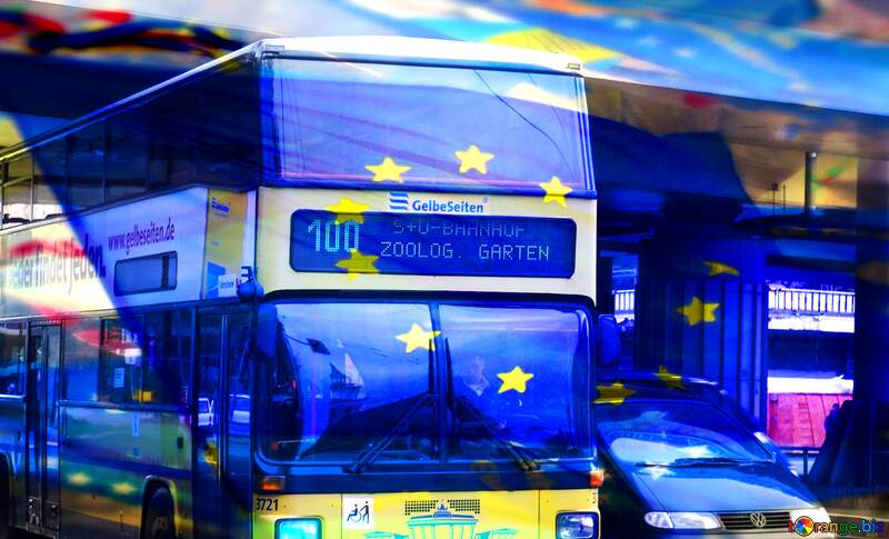 City transport in Europe №11488