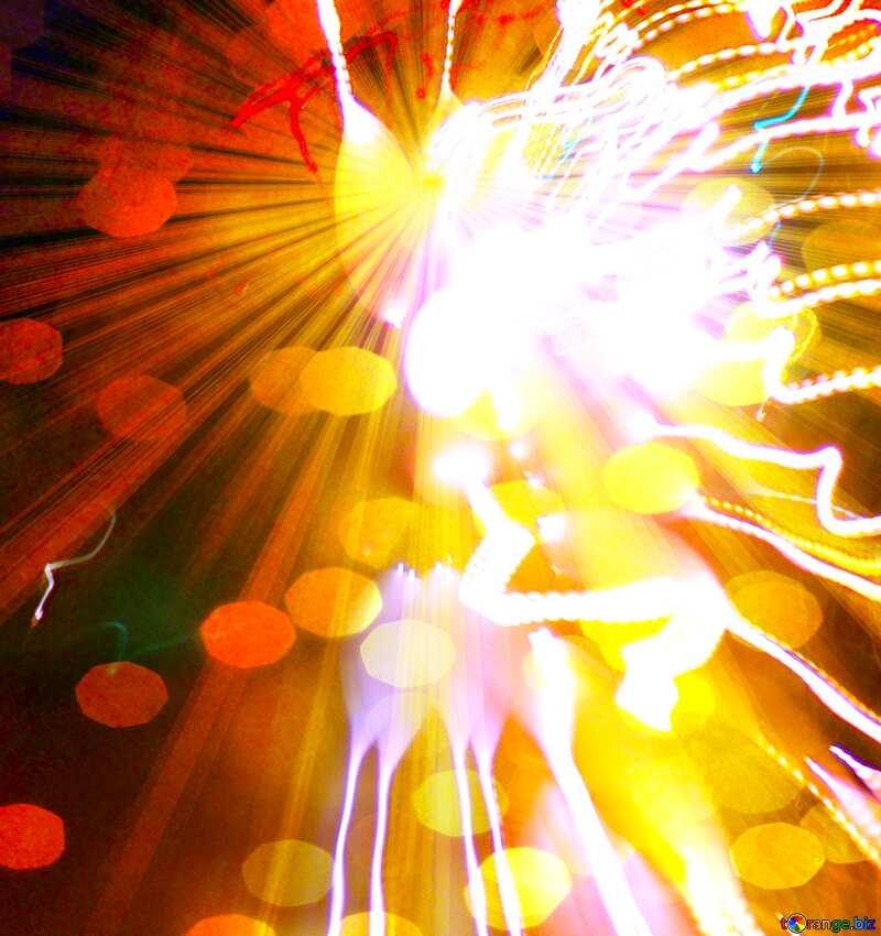 Light  Blurred Art Background №275