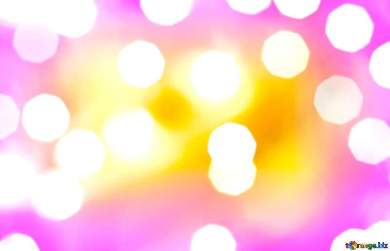Lighten bokeh Christmas background №24617