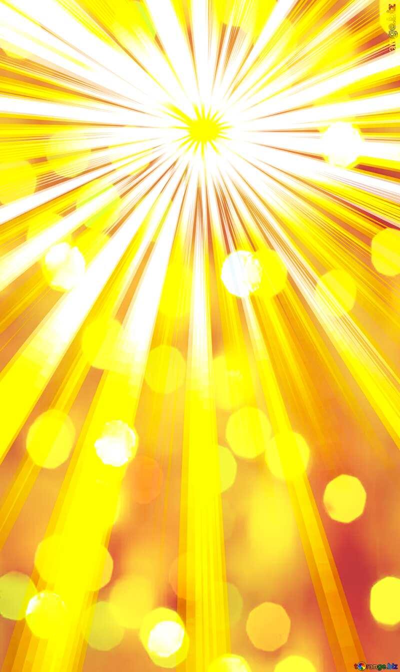 Sunlight Rays №49660