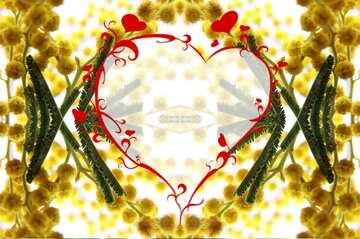 Pattern Heart.