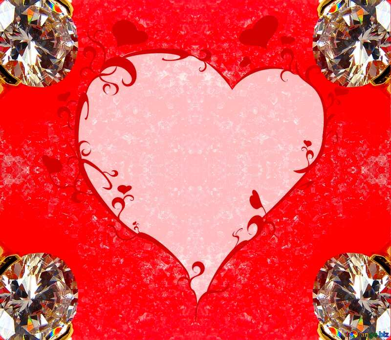 Love frame №18534