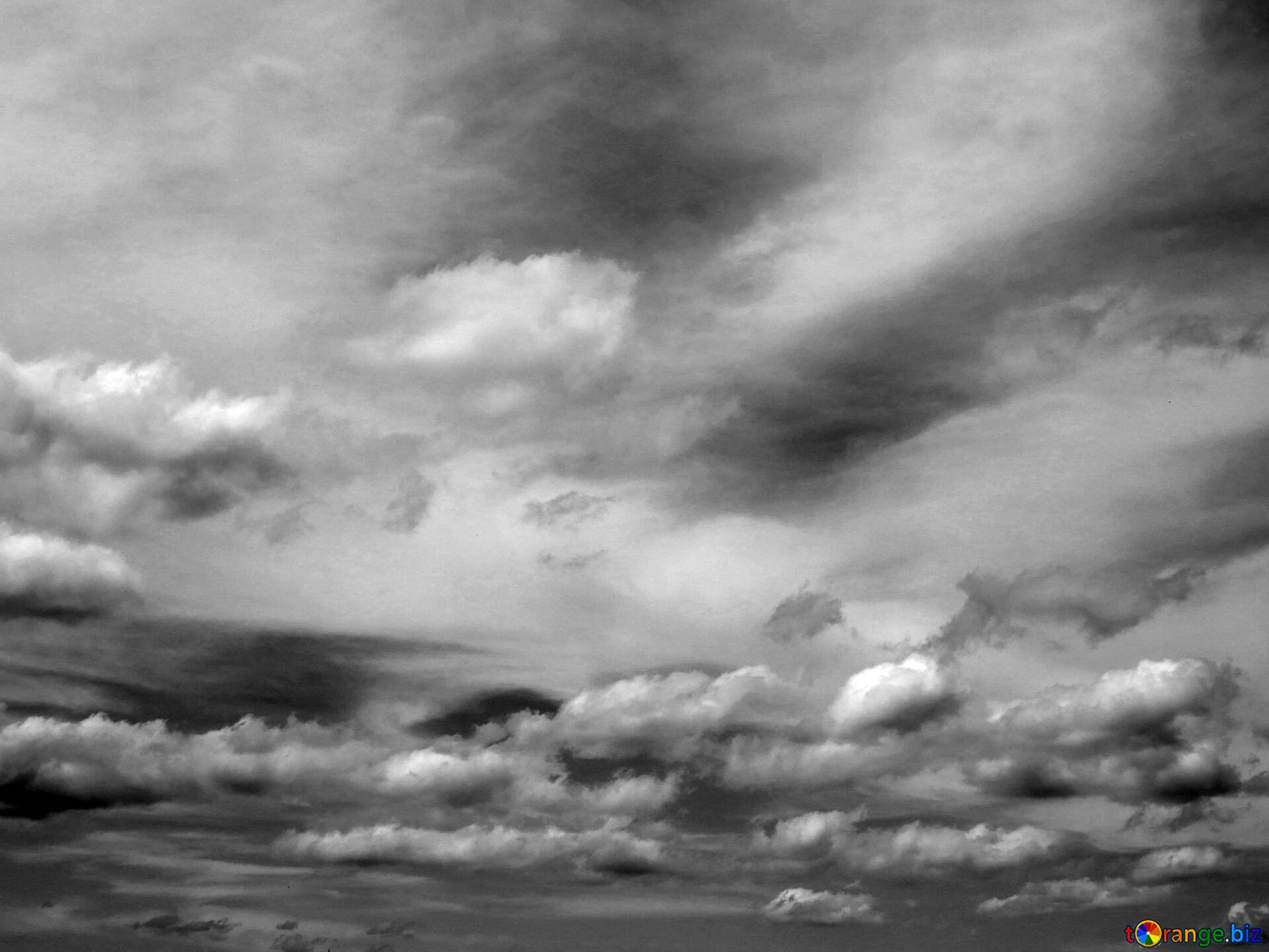 Download free picture Cloudy sky gray image on CC-BY ...
