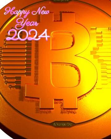 Очень яркие цвета. Фрагмент. Happy New Year 2020.