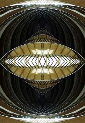 L'effetto della luce. Colori chiari. Frammento. Telaio con un modello.