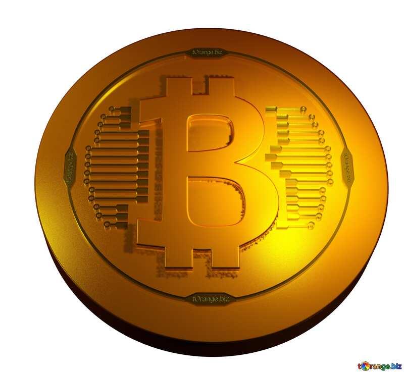 Bitcoin dark  gold coin №51518