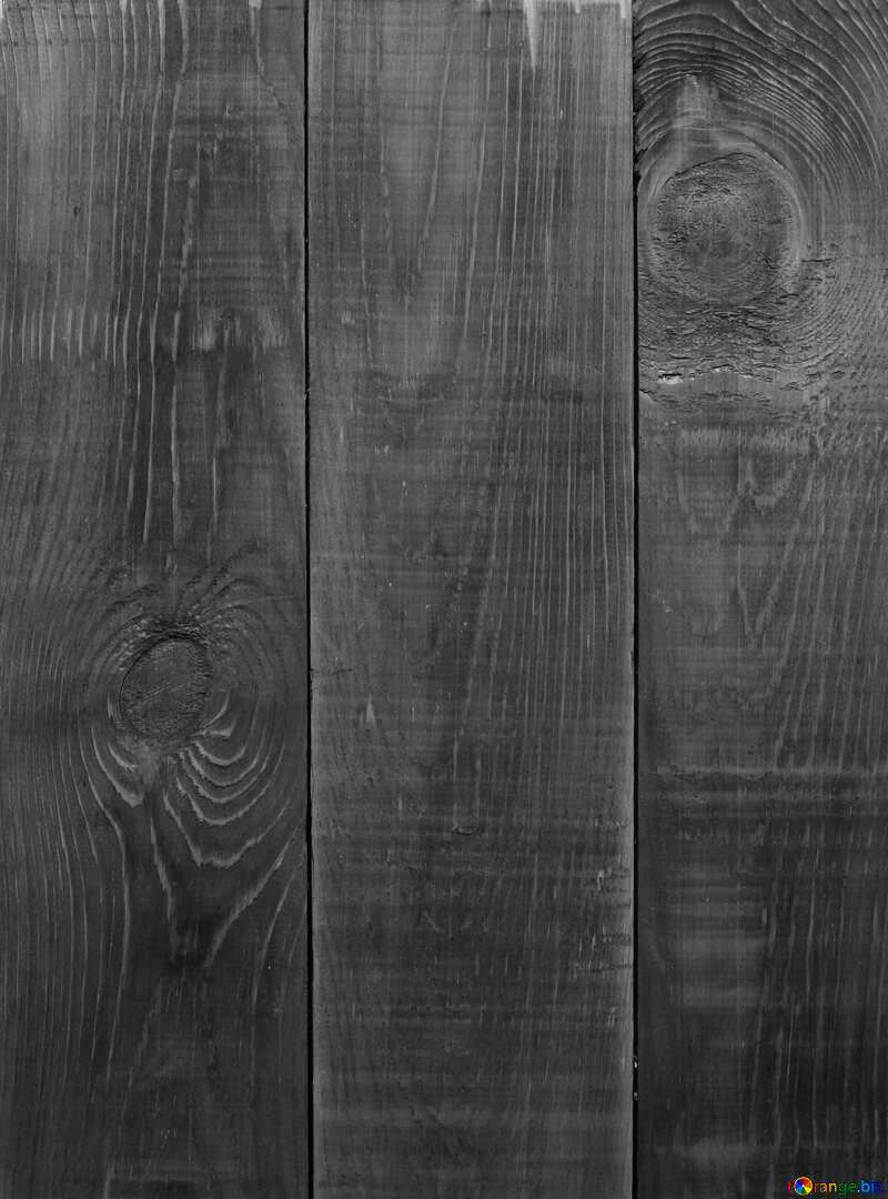 Wooded board texture  black and  white №37900