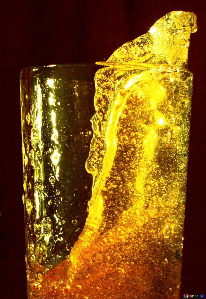 gold splash №37736