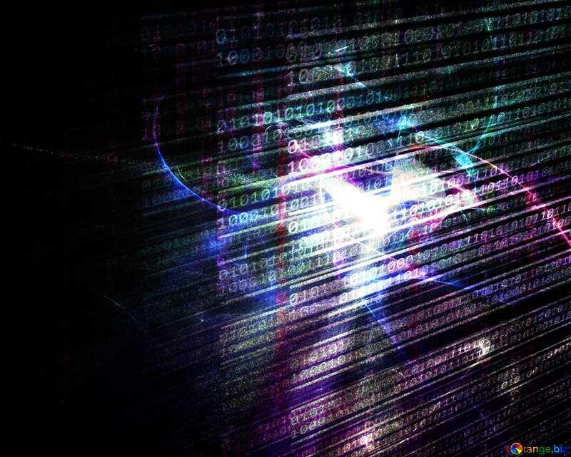 Astral digital background №40631