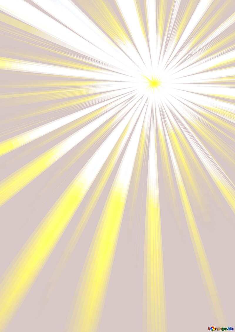 Rays effect light №49660