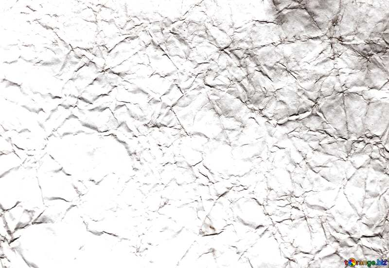 crumpled paper background №16019