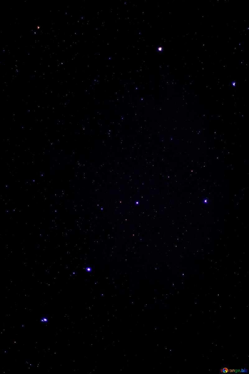 Dark sky night vertical background №44700