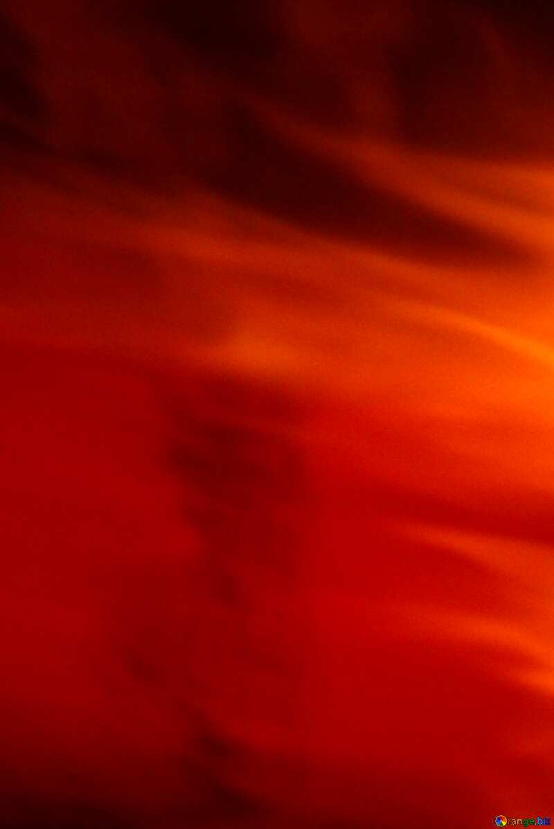 Background Red Fire  №9546
