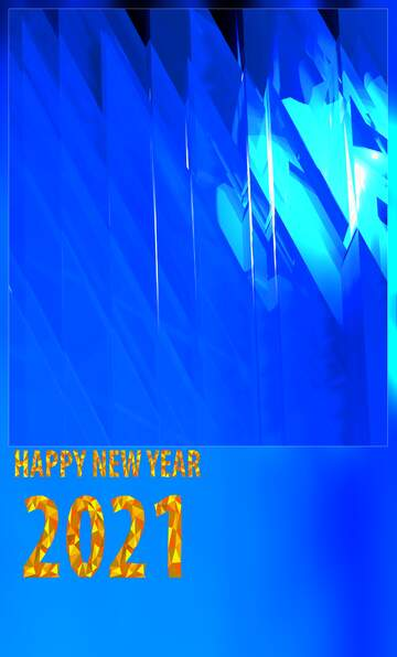The effect of light. Vivid Colors. Blur dark frame. Fragment. Happy New Year 2020.