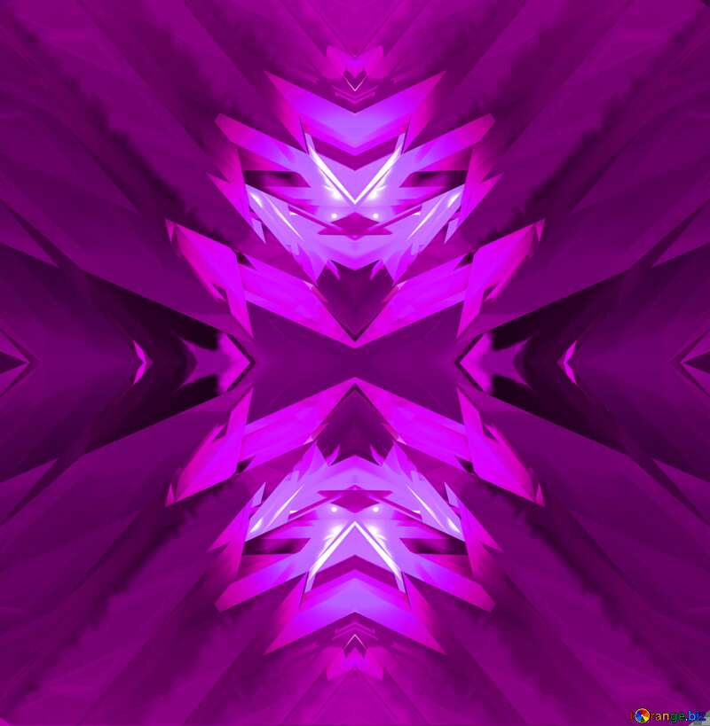 Purple  abstract pattern background. №51524