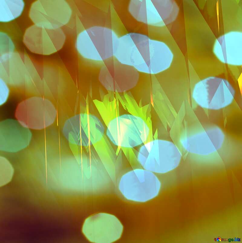 Futuristic Blurred Background №51524