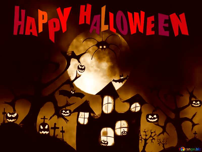 happy halloween №40470