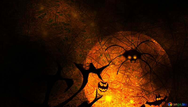 Halloween chaotic wire №40470
