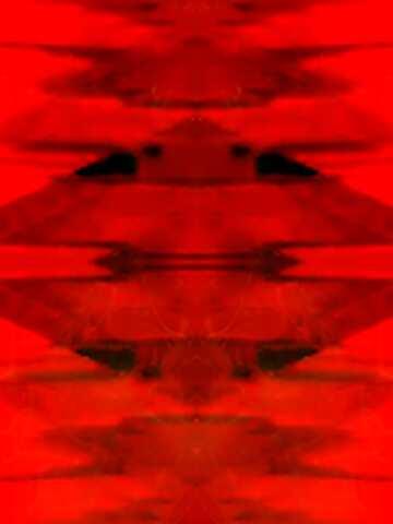 El efecto de la oscuridad. Colores vivos. Fragmento. Patrón.